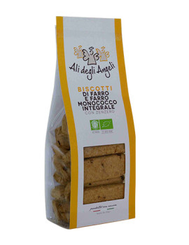 Biscotti Farro-Monococco Zenzero B