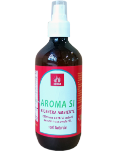3135 Aromasi Detergente naturale rigenera ambiente 0,25 LT