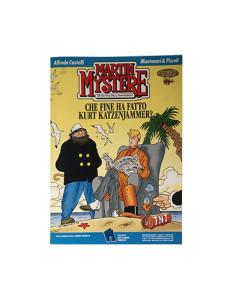 Martin Mystere Kurt K Salone Libro