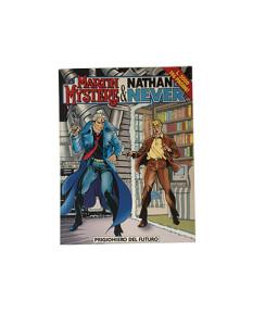 Martin Mystere e Nathan Never