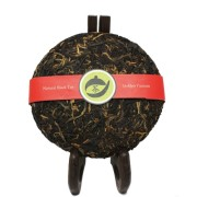 Golden Yunnan Black Tea Cake