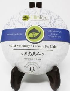 Wild Moonlight Yunnan White Puerh Tea Cake2