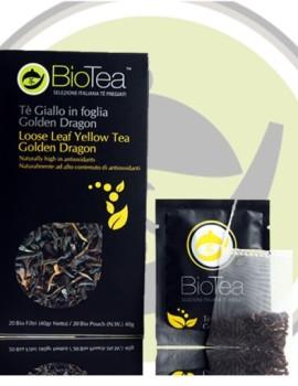 tè golden dragon