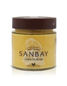 Sanbay 240g su fondo bianco